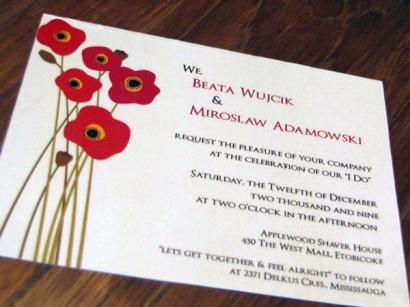 Wujcik - Adamowski Wedding