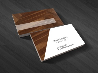 James Sullivan Business Card