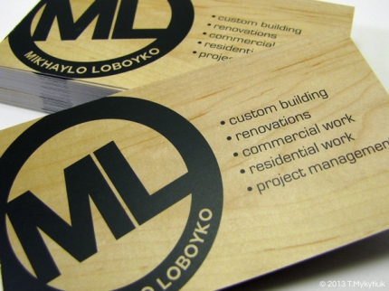 Loboyko Business Card