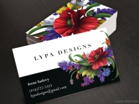 Lypa Designs Business Card