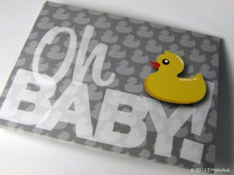 Baby Sebastian Baby Shower