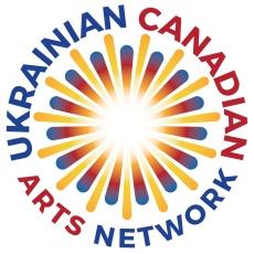 Ukrainian Canadian Arts Network - circular logo
