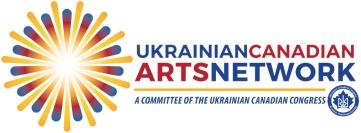 Ukrainian Canadian Arts Network - Full logo