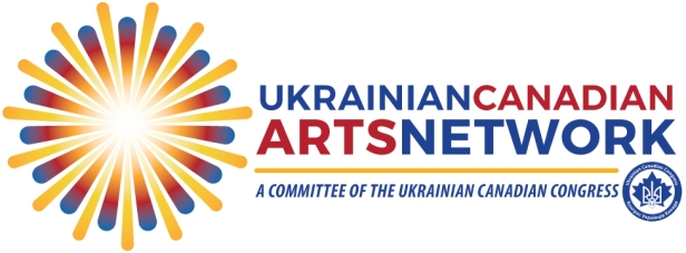 Ukrainian Canadian Arts Network - Full logo