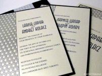 Kolacz Wedding