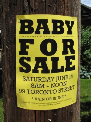 BabyForSale